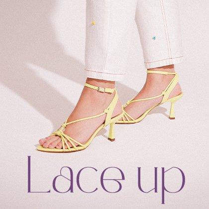 Cápsula Lace Up