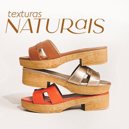 Cápsula Texturas Naturais