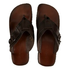 086b08753 Chinelo Couro Shoestock Masculino