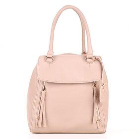Bolsa Shoestock Shopper Drapeada Feminina - Compre Agora  f518e4d0054
