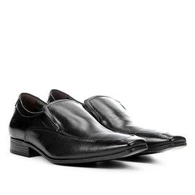 0d693e717b Sapato Social Democrata Vince Light Masculino - Preto   Shoestock