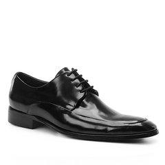 71a828c0a9 Sapato Social Couro Shoestock Napa Romana Masculino