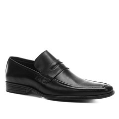 a5560b21f9eef Sapato Social Couro Shoestock Bico Quadrado Masculino