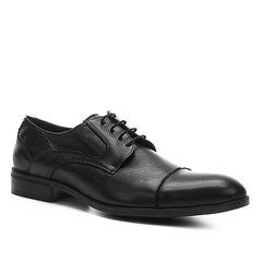 78ef5eb67 Sapato Social Shoestock Couro Brogues Masculino