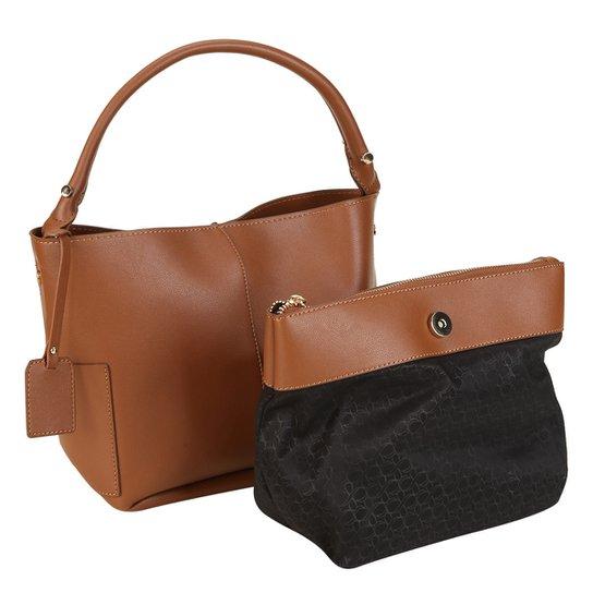 Bolsa Shoestock Bucket Corrente Feminina - Compre Agora  0091a6f2864