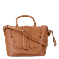 92dd3c218 Bolsa Shoestock Satchel Handmade Feminina