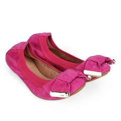 8eeb3911fd Sapatilha Infantil Couro Shoestock Elástico Camurça