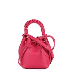 Bolsa Shoestock Mini Bag Bucket Handmade Feminina 80f19ca196f