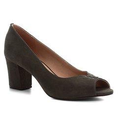 648deb3ad Peep Toe - Encontre Sapato Peep Toe Online na Shoestock