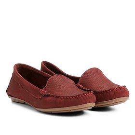 89b0579e2c Mocassim Couro Shoestock Franja Barbicachos Feminino - Compre Agora ...