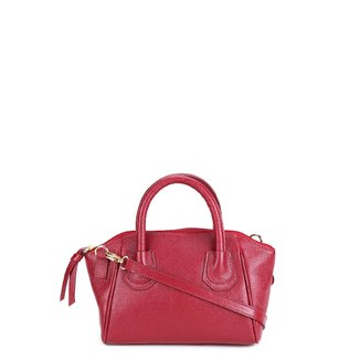 Bolsa Couro Shoestock Mini Bag Clássica Tiracolo Feminina
