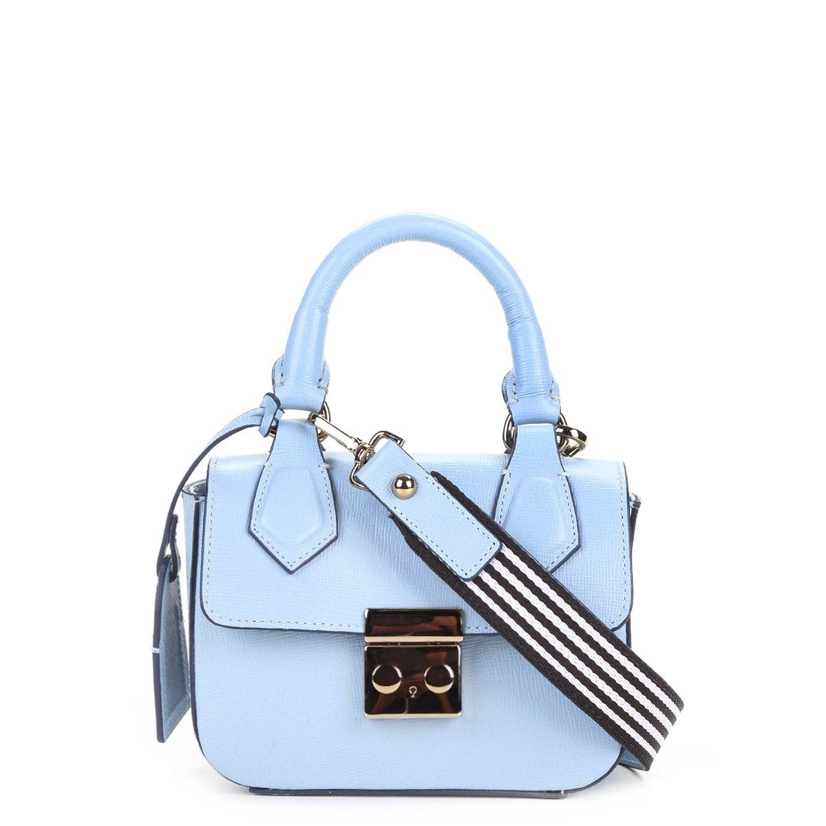 d2270ac35 Bolsa Couro Shoestock Mini Bag Tiracolo Feminina | Shoestock