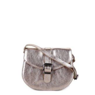 Bolsa Couro Shoestock Saddle Feminina