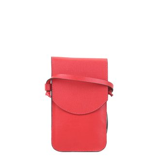 Bolsa Couro Shoestock Touch Screen Feminina