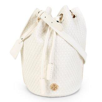 Bolsa Shoestock Bucket Tresse Feminina