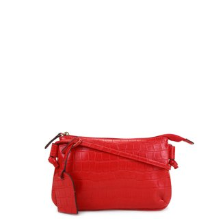 Bolsa Shoestock Crossbody Travel Croco Feminina
