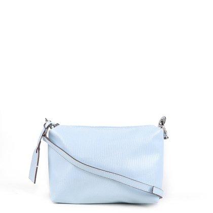 Bolsa Shoestock Mini Bag Lezard Transversal Média Feminina