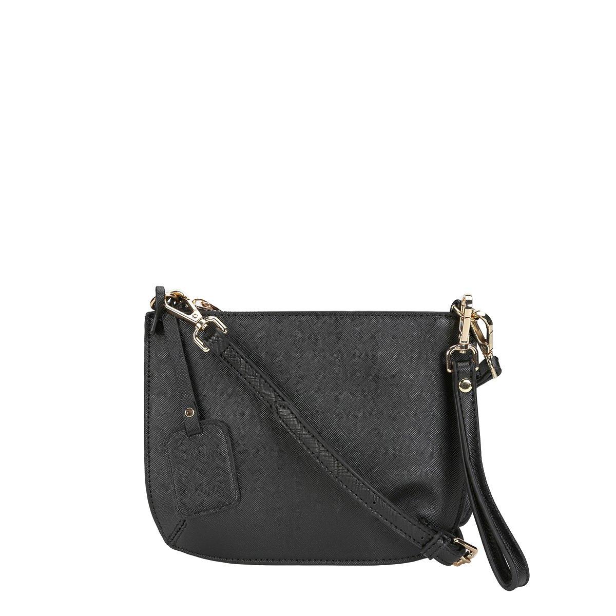 3c277a00f Bolsa Shoestock Mini Bag Transversal Básica Feminina   Shoestock