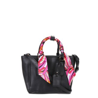 Bolsa Shoestock Satchel Lenço Feminina