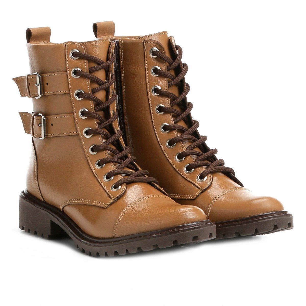 68146f14c3093 Fivelas Fivelas Agora Bota Shoestock Shoestock Shoestock Shoestock Feminina Coturno  Compre TBEBO