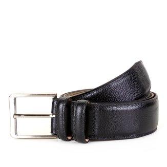 Cinto Couro Shoestock Social Masculino