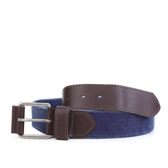 Cinto Shoestock Cadarço Stoned - Azul