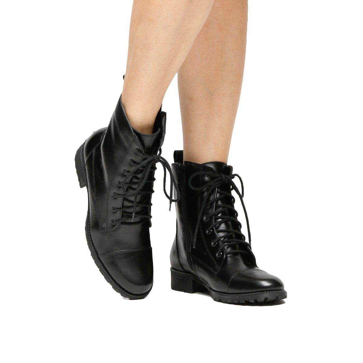 707d366358704 Coturno Shoestock Cadarço - Compre Agora   Shoestock