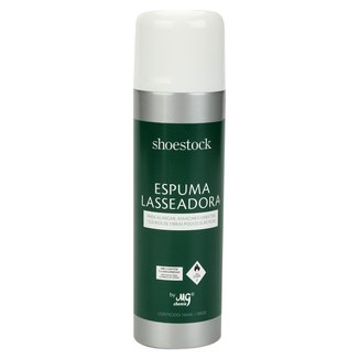 Espuma Lasseadora Shoestock 195ml