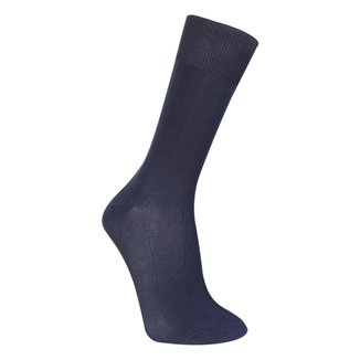 Meia Social Shoestock Modal Canelada Masculina