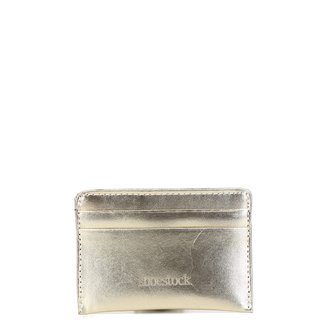 Porta Cartão Couro Shoestock Mini Feminina