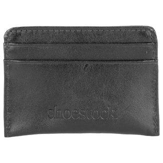 Porta-Cartões Couro Shoestock Masculino