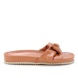 Rasteira Couro Shoestock Comfy