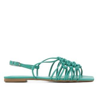 Rasteira Shoestock Color Handmade