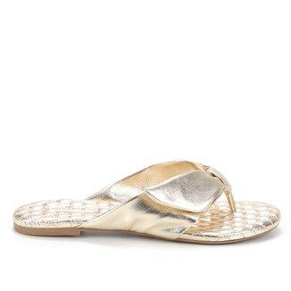 Rasteira Shoestock Comfy Matelassê