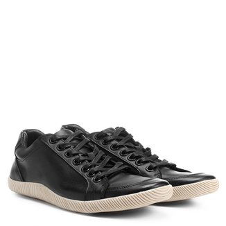 Sapatênis Couro Shoestock Masculino