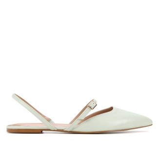 Sapatilha Shoestock Couro Classic