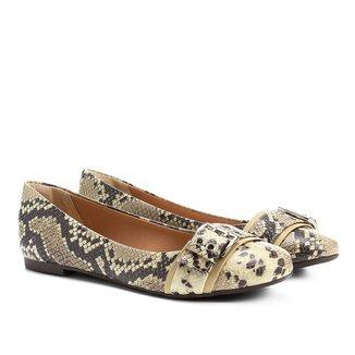 Sapatilha Shoestock Fivela Feminina