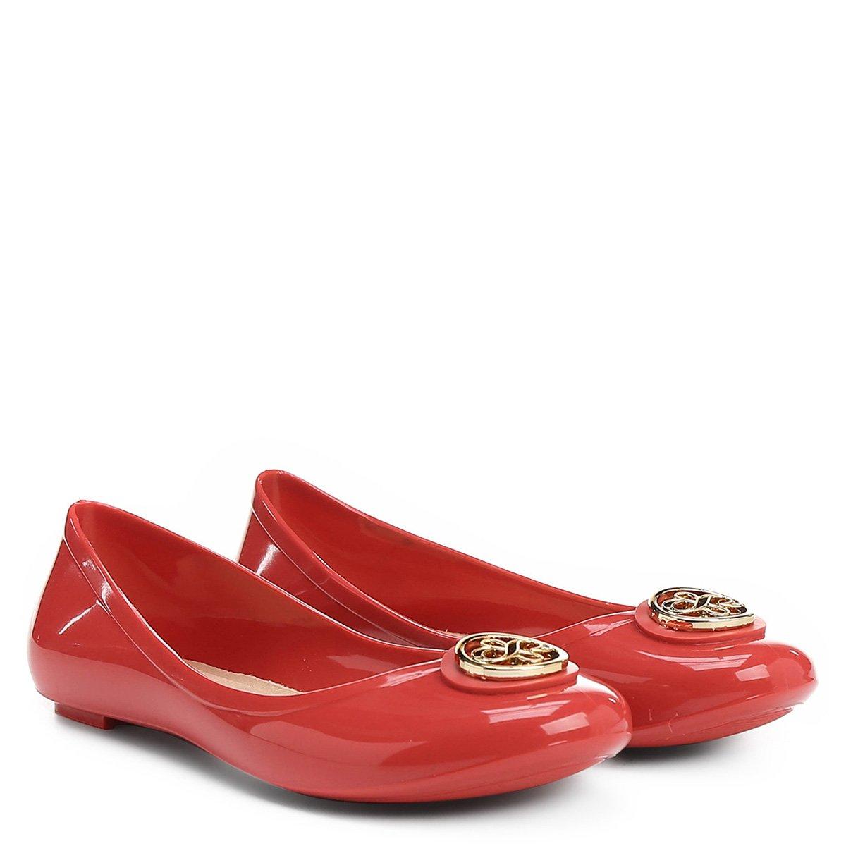 6341e0f1f4 Sapatilha Shoestock Injetada Medalha Infantil - Vermelho - Compre Agora