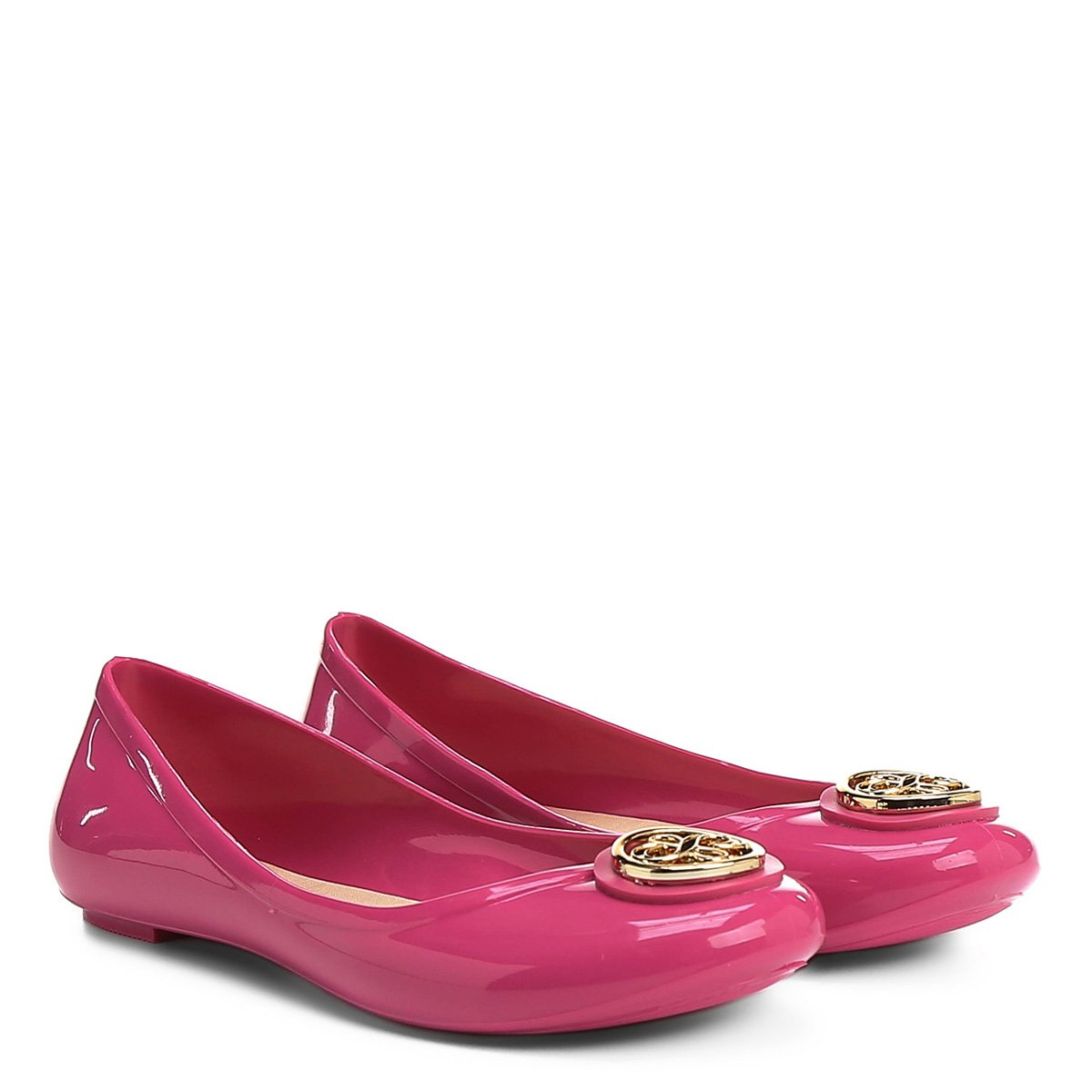 046c8744fc Sapatilha Shoestock Injetada Medalha Infantil - Rosa