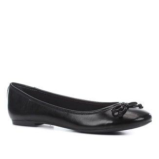 Sapatilha Shoestock Laço Basic Feminina