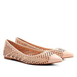 Sapatilha Shoestock Lasercut Feminina