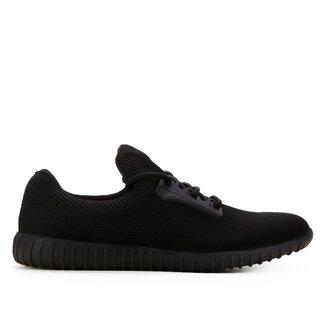 Sapato Casual Shoestock Comfy Tecido Masculino