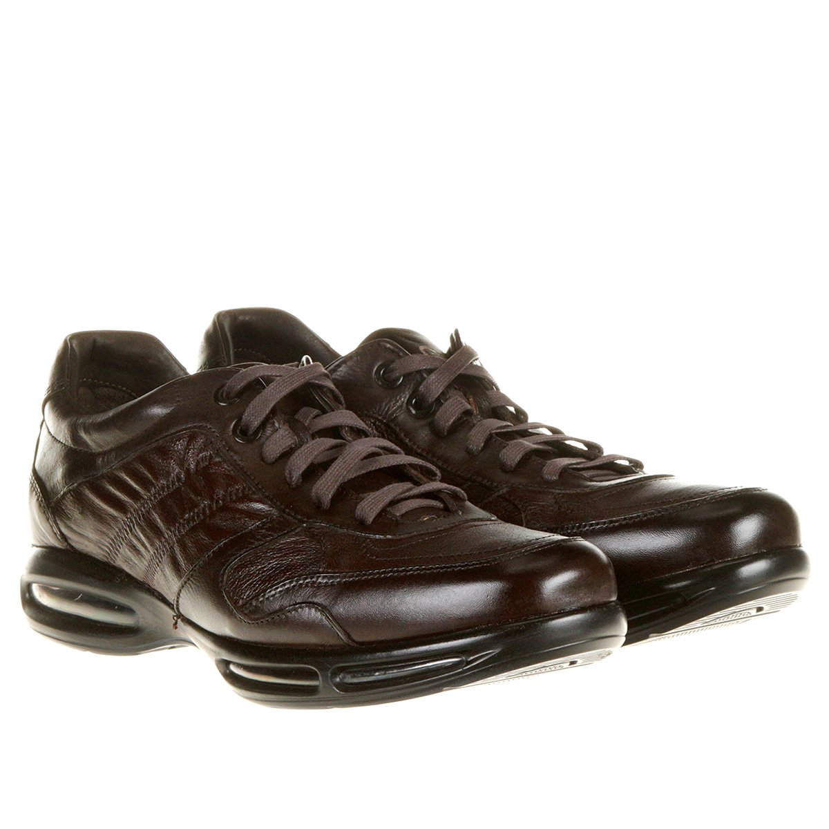 46ca9551b Sapato Conforto Couro Democrata Air Full | Shoestock