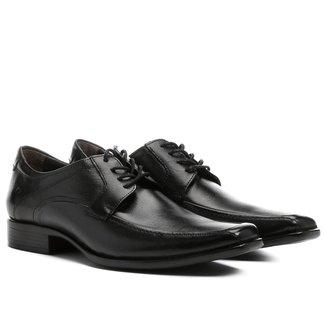 Sapato Social Couro Democrata Hampton