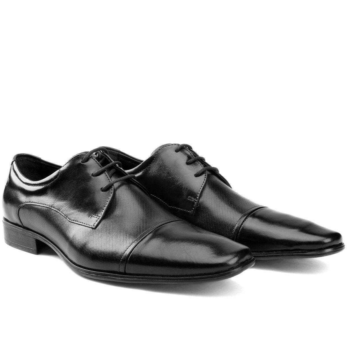 a8587e7f2 Sapato Social Couro Democrata Still - Compre Agora