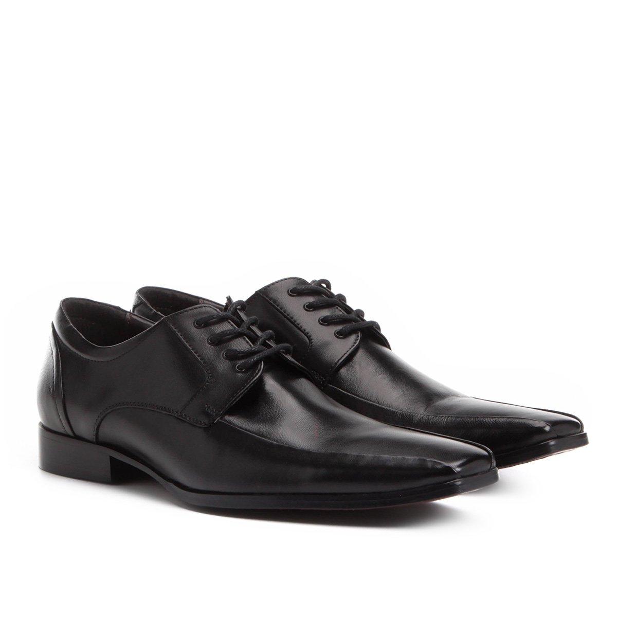 e7c7ed506f Sapato Social Couro Shoestock Amarração Masculino | Shoestock