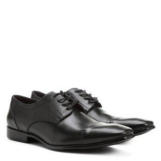 Sapato Social Couro Shoestock Amarração