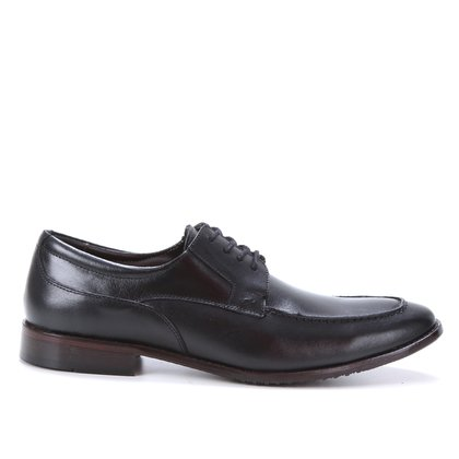 Sapato Social Couro Shoestock Básico Masculino