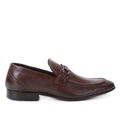 Sapato Social Couro Shoestock Bridão Masculino