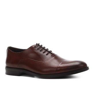 Sapato Social Shoestock Couro Clássico Masculino
